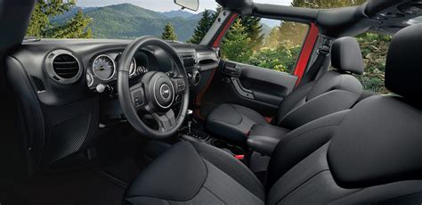 Jeep Wrangler Interior by 2017 Jeep Wrangler 4x4 Rainbow Covington La