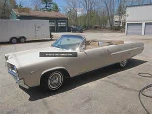 Pontiac Parisienne Convertible 1964 Pontiac Parisienne Convertible 409 Auto One Of One