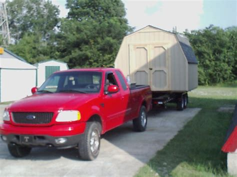 shed moving