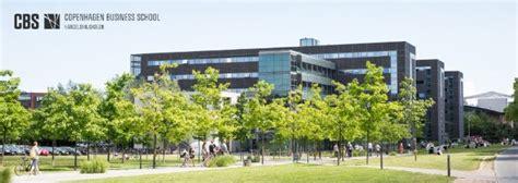 Cbs Mba Fellowship by Copenhagen Business School Phd Scholarship In Finance