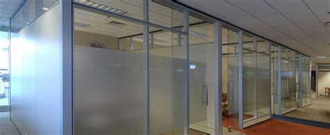 glass walls infusing your office with energy using glass partition walls