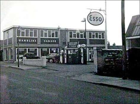 1960s Garage by Rushden Research Hamblin S Garage