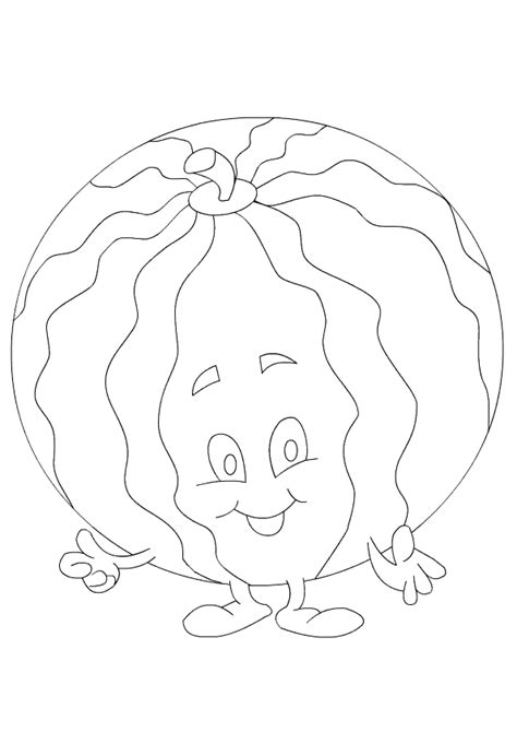 preschool watermelon coloring pages watermelon coloring page preschool printable coloring pages