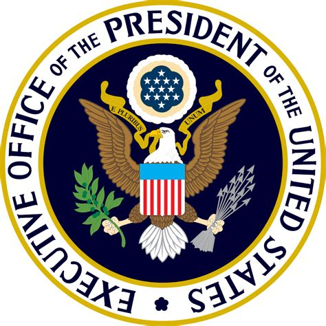 Executive Office Of The President Definition by File Seal Of The Executive Office Of The President Of The