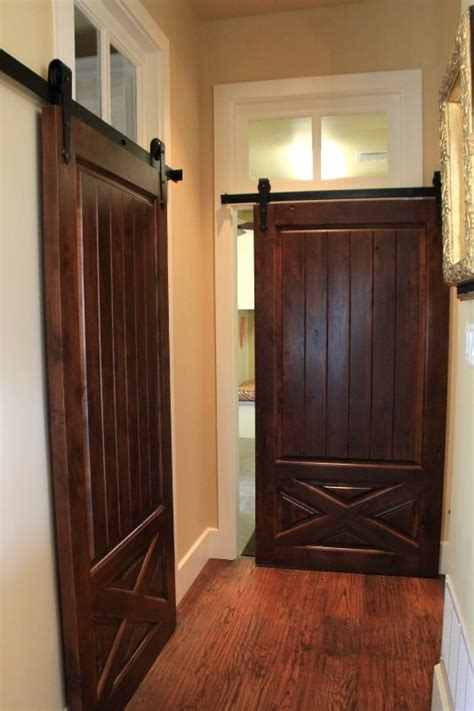 Barn Doors For Interior Doors Interior Barn Doors For Homes
