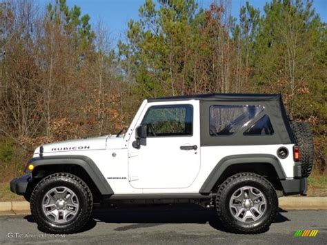 white jeep rubicon 2016 bright white jeep wrangler rubicon 4x4 111213099