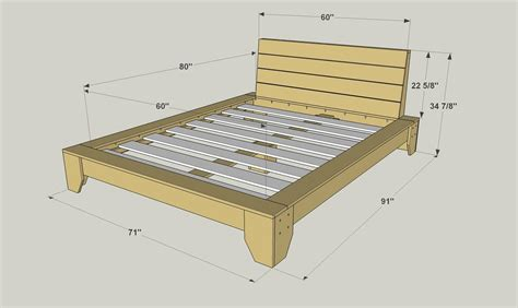 platform bed buildsomethingcom
