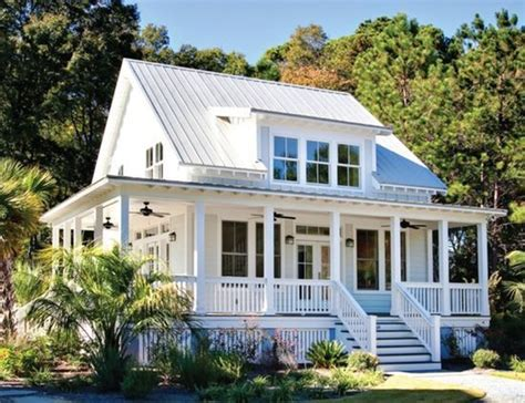 Low Country House Plans With Wrap Around Porch by