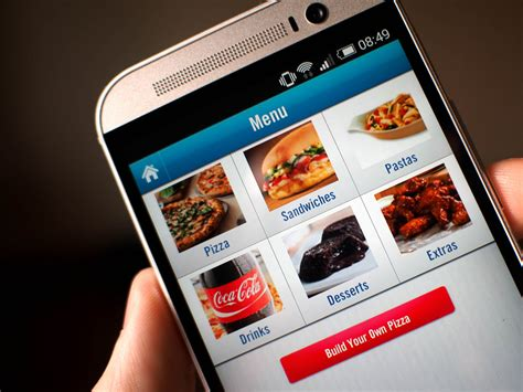 domino pizza app domino s pizza will now let you pay with google wallet