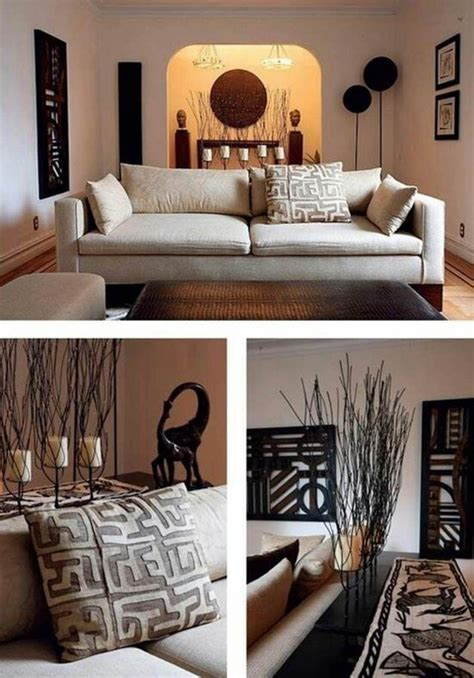 south decorating ideas africantribalglobal design themed living room decorating