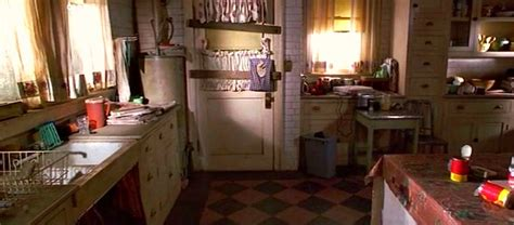Primitive Kitchen Furniture the old trunchbull mansion kitchen matilda hooked on houses