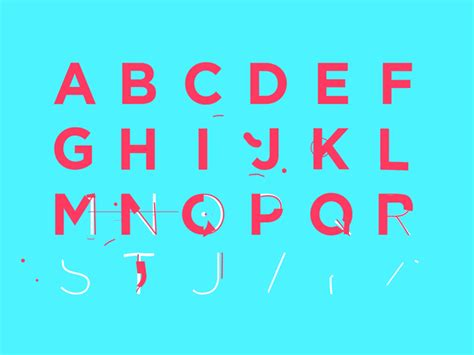 typography gif animated letters gif cliparts co