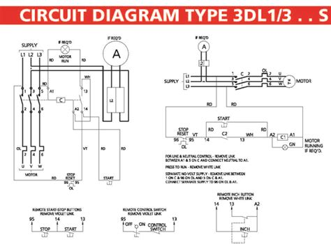 3 phase motor circuit wiring diagram 3 wiring diagram
