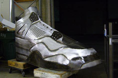 Metal Ed Air Iv Sculpture Hypebeast