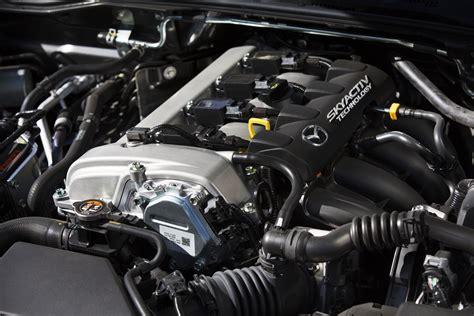 news mazda patent reveals electrified tri charged skyactiv  engine