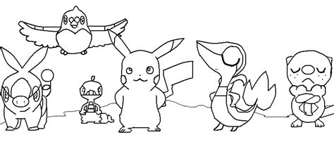 pokemon unova coloring pages pokemon unova free coloring pages