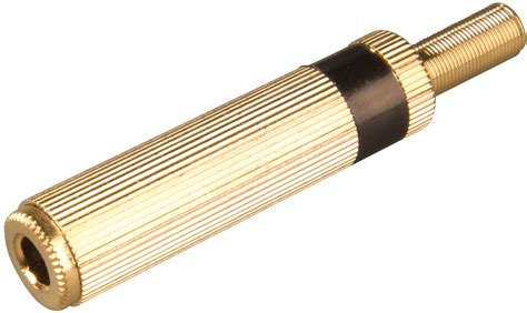 Lasdop Putar Connector Sw 1 1 5 Mm kk 63mg sw connector 6 3 mm mono gold plated coloured ring at reichelt elektronik