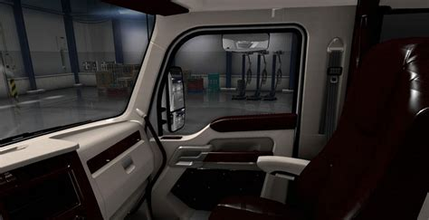 kenworth truck interior kenworth t680 white lux interior for ats ats mod
