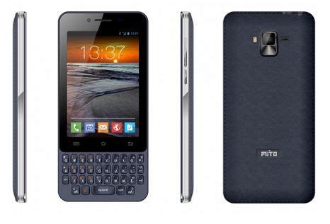 Hp Blackberry 700 Ribuan mito text a500 android qwerty harga 700 ribuan