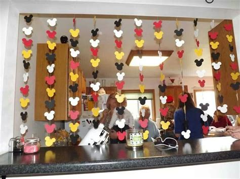 mickey mouse decoration 25 best ideas about mickey mouse decorations on