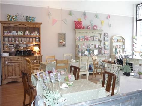 Tea Room by The Lincolnshire Teaple Tea Room Designs
