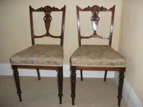 Edwardian Bedroom Furniture | edwardian bedroom chairs antiques atlas