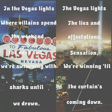 Vegas Lights Panic At The Disco by 1000 Images About Bands Mcr P Atd T 248 P Fob On