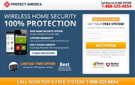 protect america reviews 2018 top 5 security systems