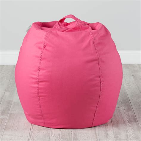 monogrammed bean bag chairs small personalized pink bean bag chair cover the