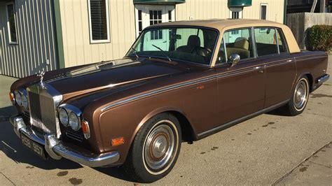 rolls royce silver shadow 1971 1971 rolls royce silver shadow t71 chicago 2016
