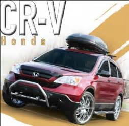 Honda Accessories Crv 2007 Up Honda Cr V Carolina Classic Trucks