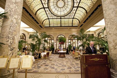 palm court restaurants  midtown west  york