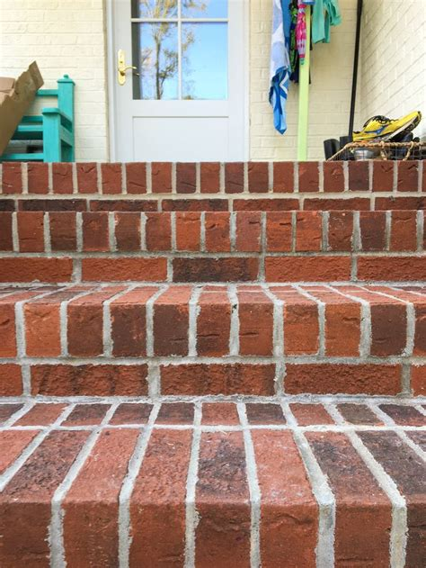 Brick Stairs Design 37 Best Clay Paver Brick Landscaping Images On
