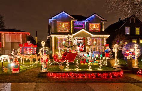 Decoration Maison De Noel by Top 10 Des Plus Belles Maisons D 233 Cor 233 Es Pour No 235 L Le