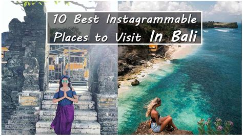 instagrammable places  visit  bali culture
