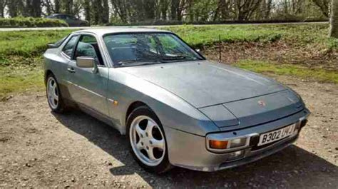 porsche 944 silver porsche 1985 944 silver car for sale