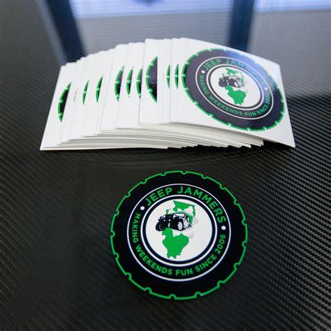 Custom Jeep Emblems Custom Die Cut Stickers And Decals
