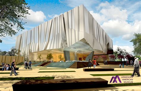 concept design jobs los angeles design for armenian american museum in glendale unveiled