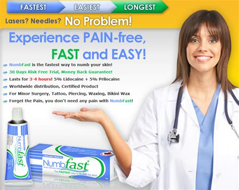 tattoo pain waxing numbfast inc one of the world s largest numbing cream