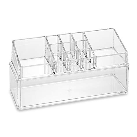 bed bath and beyond jewelry organizer home basics 174 jewelry and makeup organizer bed bath beyond