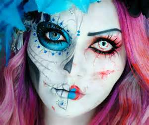 Halloween guide 2013 20 awesomely scary makeup ideas for women blog