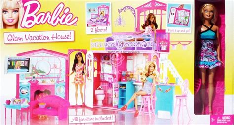 barbie vacation house caramelcafe rakuten global market dolls doll house barbie doll house with