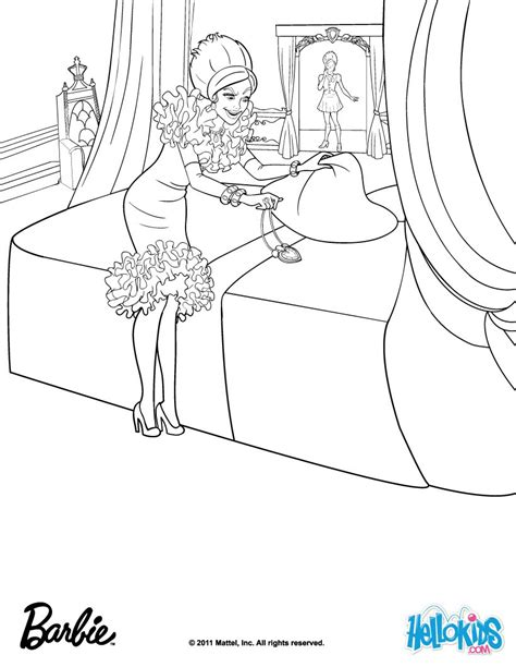 Dame Devin The Substitue Teacher Coloring Pages Coloring Pages Princess Charm School Printable