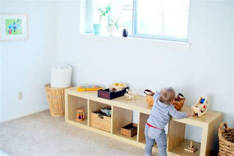 montessori bedroom baby how to prepare a montessori baby room designrulz