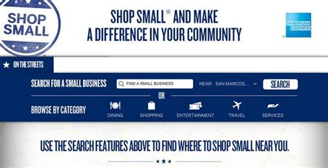 Register American Express Business Gift Card - don t forget to register for 10 per american express card on small business saturday