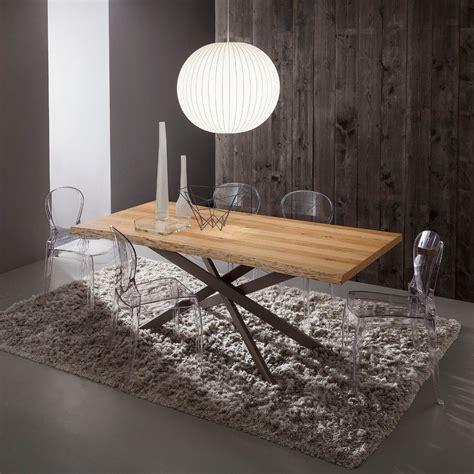tavolo da pranzo tavolo da pranzo arsenio fisso con piano in legno 170 x 100 cm