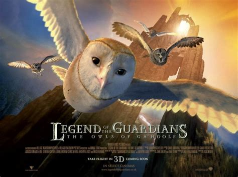Owl Guardian legend of the guardian the owls of ga hoole a review