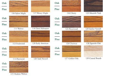 rustoleum color chart rust oleum stain color chart