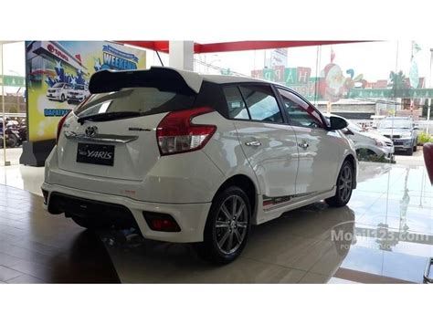 New Toyota 1 5 S Manual Trd jual mobil toyota yaris 2016 trd sportivo 1 5 di dki