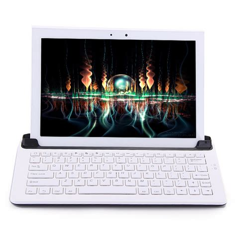 Holder U Yunteng Universal Cl With 025 Inch universal bluetooth 3 0 keyboard with holder function for 9 7 10 1 inch tablet pc white